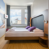 Chambre individuelle / double