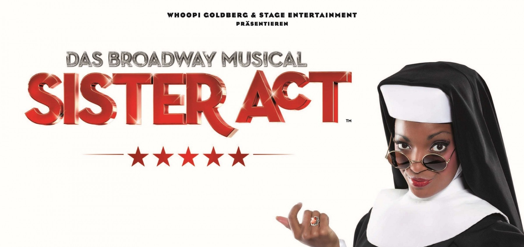 Here Come the Nuns – Sister Act at the Theater des Westens